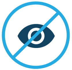 No catch icon
